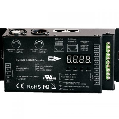 Professional Controls & Power Supplies